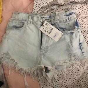 Sexy Zara shorts